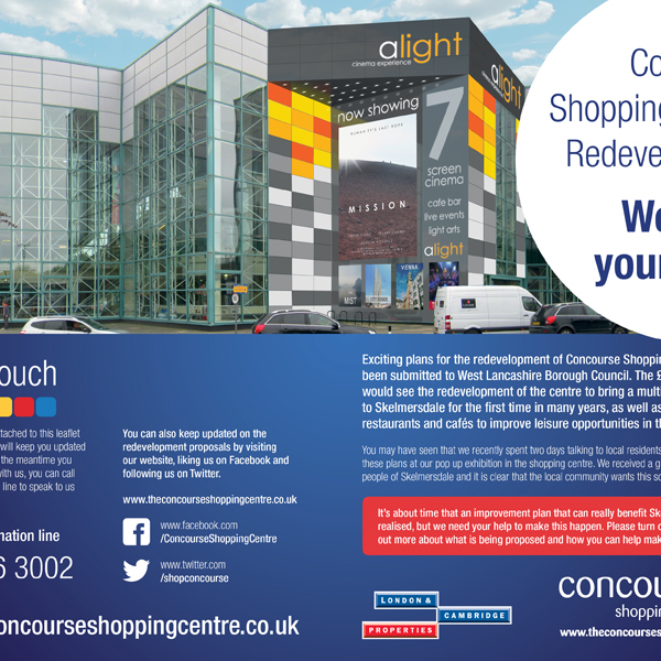 Property consultation information leaflet