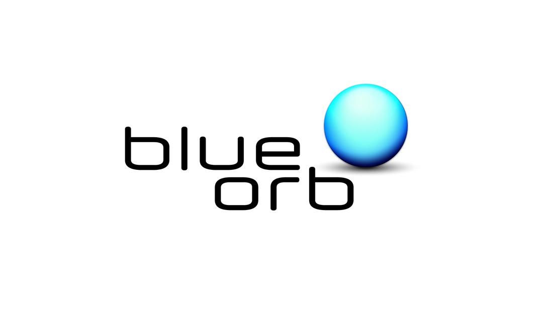 Blue Orb logo